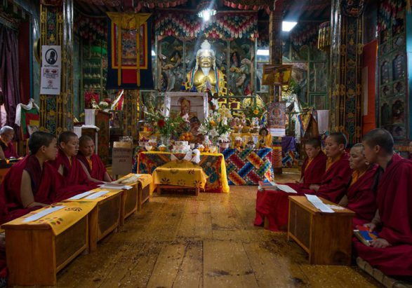 Tse 10 (Guru Rinpoche day)