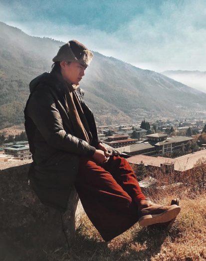 Drubtrul Ngawang Thinley Lhundrup